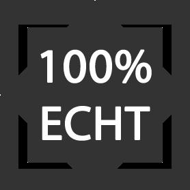 100% Echt